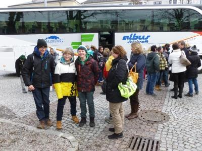 Firmungsausflug nach Salzburg