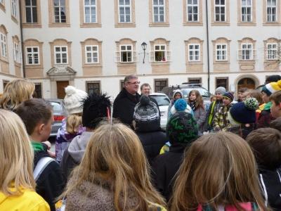 Firmlinge-Ausflug nach Salzburg