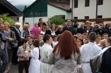 Erstkommunion Kirchdorf :: Bilder