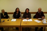PGR-Wahl :: Wahlkommission Samstag abend
